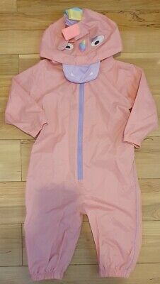 Unicorn Puddlesuit Splash Suit Waterproof All In One From Next 12-18 Months  • 1.50£