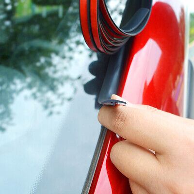 AU10.71 • Buy Car Accessories Car Windshield Roof Seal Noise Insulation Rubber Strip Sticker