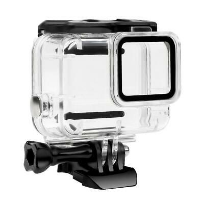 $ CDN17.14 • Buy Waterproof Case Housing For Gopro Hero 7 Silver White Underwater Protection $S1