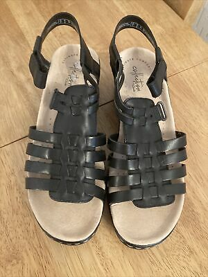 Clarks Ultimate Comfort Collection Sandal Size 6 • 11.50£
