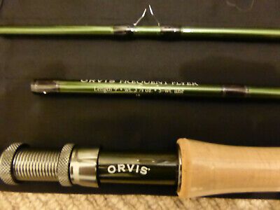 $ CDN192.38 • Buy Orvis Frequent Flyer Travel Fly Rod 7 Piece 9 Foot 5wt