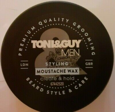 £1.99 • Buy Bargain RRP £9.99 Toni&Guy Styling Moustache Wax 20g Beard Style And Care New