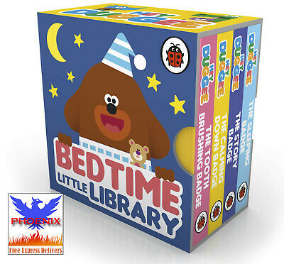 £5.85 • Buy HEY DUGGEE Bedtime Little Library BOARD BOOK *BRAND NEW*