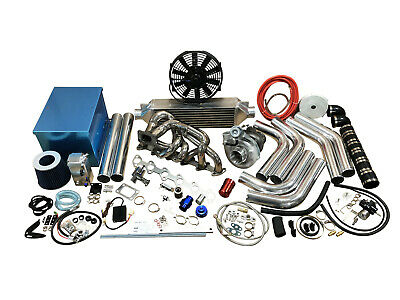 $1274 • Buy FOR BMW E30 84-91 Turbo Kit T3 325 3-Series 6 Cyl M20