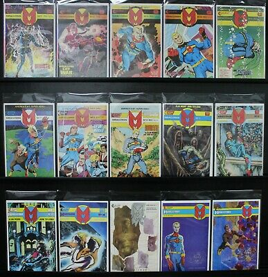 £106.47 • Buy Miracleman Lot 15 Issues, Eclipse, Alan Moore, Neil Gaiman