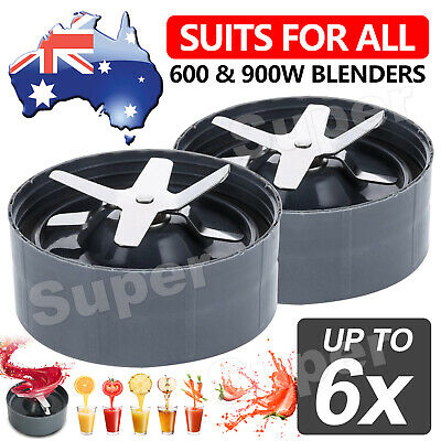 AU61.85 • Buy For Nutribullet Extractor Cross Blade Nutri 900 Pro 900W Replacement Part