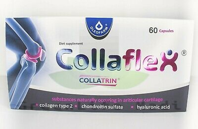 COLLAFLEX - 60 Capsules Joints And Bones Support • 16.75£