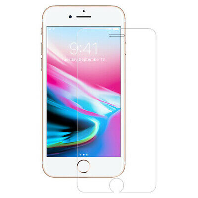 Quality IPhone 6,7 Plus,8,SE 2020 Tempered Glass Screen Protector New One • 0.99£