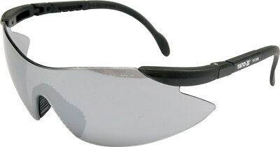 £4.13 • Buy Protection Glasses Dark Tinted, Work Safety Goggles, Adjustable, Rahmenlos