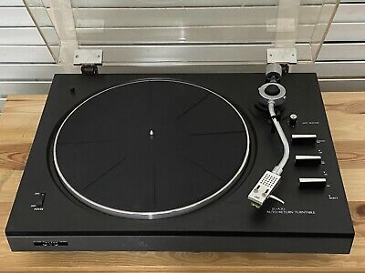 £118 • Buy JVC JL-A20 Turntable With Shure M70EJ Cartridge