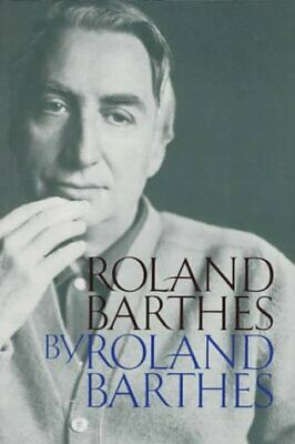 AU8.91 • Buy Roland Barthes Paperback Roland Barthes