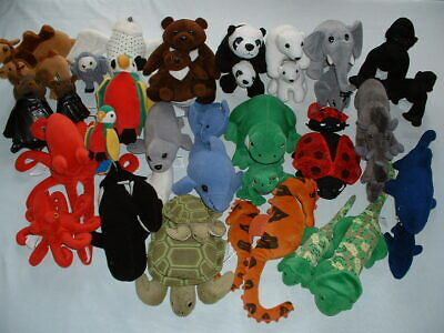 £5.99 • Buy DEAGOSTINI ALL ABOUT MY ANIMAL KINGDOM Soft Plush Toys *PICK FROM SET/BUNDLE*