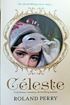 AU17.95 • Buy Celeste,    By Roland Perry,  VG~LG~P/B   FAST~N~FREE~TRACKED~POST
