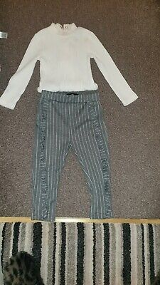 £7 • Buy Girls Top And Pants Set 2 Pcs. Age 2 - 3 Years.