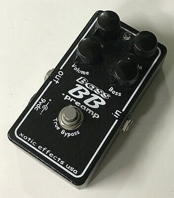 Xotic BB Preamp • 131.83£