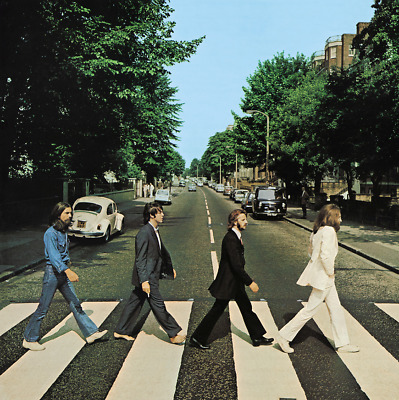 £5.95 • Buy The Beatles - Abbey Road Album Cover Poster Giclée Print