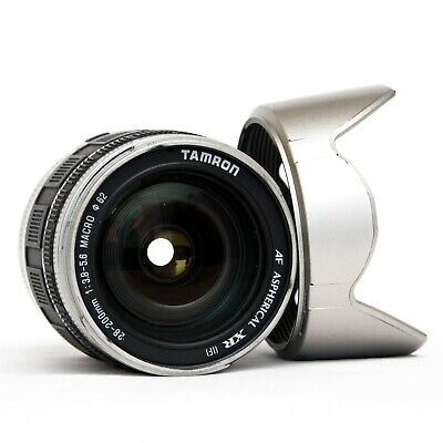 *Tested* Tamron AF 28-200mm F3.8-5.6 Aspherical X (IF) For Canon EF Japan READ • 18.05£