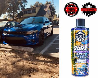 $23.66 • Buy Chemical Guys Hydro Suds Ceramic Soap Shampoo For Protective Coatings 16oz