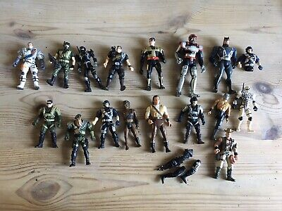 $ CDN25.56 • Buy 90s Vintage Action Figure Gi Joe Job Lot Figures