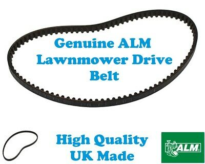 ALM BQ324 Lawnmower Drive Belt For BOSCH ARM 32, 32R, Rotak 32 32R / Ergoflex • 8.95£
