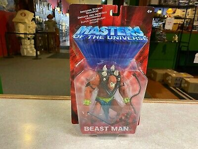 $40 • Buy 200x Mattel Masters Of The Universe He-Man MOTU Figure MOC - BEAST MAN