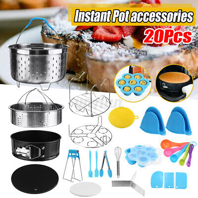 $ CDN87.83 • Buy 28 Piece Pressure Cooker Accessories For 6 To 8 Quart Air Fryer Accessories