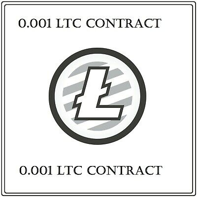 $1.09 • Buy 0.001 Litecoin(LTC) Crypto Mining-Contract (0.001 LTC)