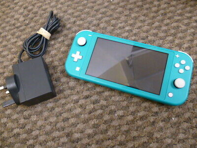 AU266.37 • Buy Nintendo Switch Lite Handheld Games Console - Turquoise - FREE POST