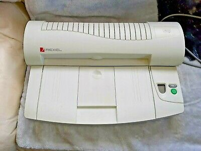 £35 • Buy Rexel LM35 A4 Laminator (heavy Duty With Onboard Storage And Compact)