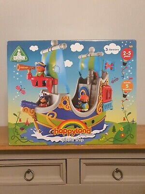 £42.99 • Buy Happy Land Early Learning Centre Pirate Ship Brand New