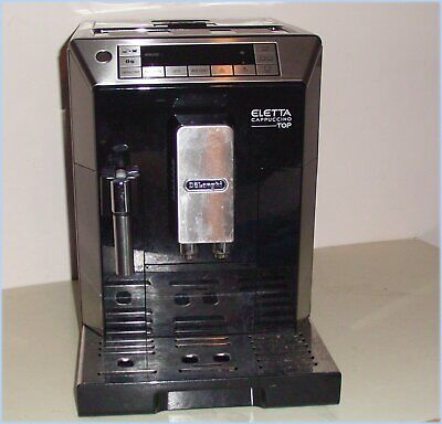 AU450 • Buy De'Longhi Eletta Cappuccino Top Fully Automatic Coffee Machine ECAM45760B, Black