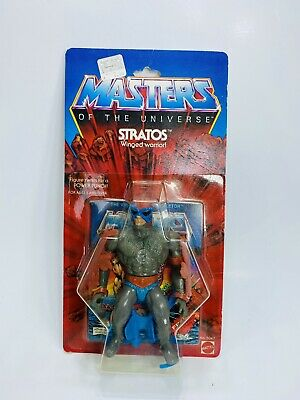 $3999 • Buy Masters Of The Universe Vintage Stratos 1981 Motu Moc 8 Back No Warranty Rare