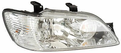 $92 • Buy Fits For 02-03 Mitsubishi Lancer Passenger Right Side Headlight Lamp Assembly