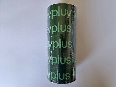 AU11.75 • Buy 5x Ebay Green Packaging Tape Rolls Quality Packing Tape Plus Branded 48mm X 68mm