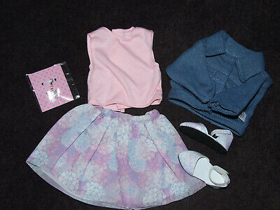 £14.99 • Buy BNIB Design A Friend Doll Aftrrnoon Tea Outfit Chad Valley,jacket,shoes Free P&P