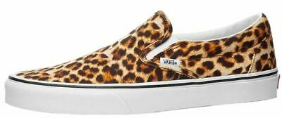£43.99 • Buy Vans Classic Leopard Print Womens Slip-on Trainers Shoes