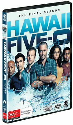 AU42.25 • Buy NEW Hawaii Five-0 (2010) DVD Free Shipping