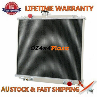 AU199 • Buy 3row Alum Radiator For 1994-1999 Mitsubishi Montero Pajero Nj/nk Nl 2.8l 4m40