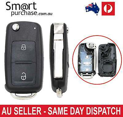 AU21.59 • Buy Replacement Remote Control 2 Button For Volkswagen Amarok Car Key Cover Shell Y