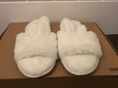 £8.99 • Buy New Look,Bunny Ear Slippers, Large, New