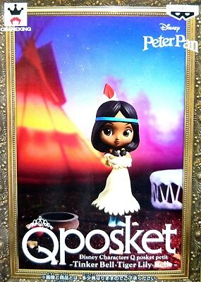 $ CDN38.73 • Buy Q Posket Petit Disney Characters Tiger Lily / Peter Pan / 100% Authentic!