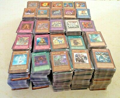 AU23.95 • Buy 200 Yugioh Bulk Cards - Commons, Rares And Holos - Genuine Cards