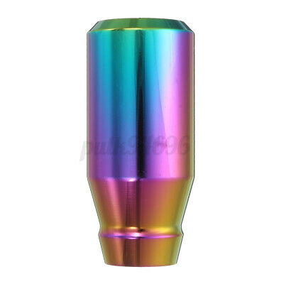 AU16.39 • Buy 3  NEO CHROME Universal Car 5 6 Speed Gear Shift Lever Manual Knob Shifter Stick