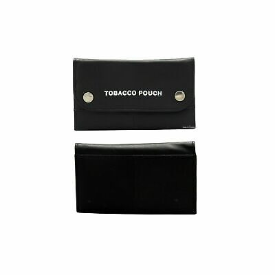 Genuine Real Leather Tobacco Pouch Tabacco Pocket Pouch/ Rizla, Bag,Holder  Case • 3.39£