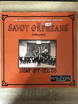 £7.49 • Buy The Savoy Orpheans. Stomp Off - Lets Go. Rare Recordings From The 1920s. LP