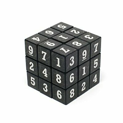 Loftus Sudoku Puzzle Cube - A Fun Portable Take On The Classic Sudoku Game - Can • 6.97£