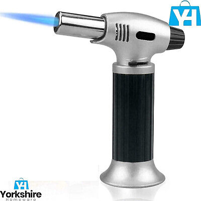 £8.95 • Buy Blow Torch Head Butane Flame Thrower Burner Welding Auto Ignition Soldering Fire