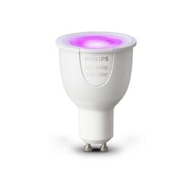 AU50 • Buy Philips Hue White And Color GU10 Smart Bulb (used Once)