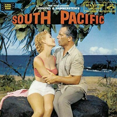 £4.79 • Buy Soundtrack - South Pacific [Remastered] (2001) : NEW & FACTORY SEALED