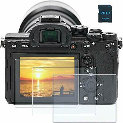 $ CDN15.35 • Buy PCTC Tempered Glass LCD Screen Protector Fit For Sony Alpha A7II A7III A7IV A7SI